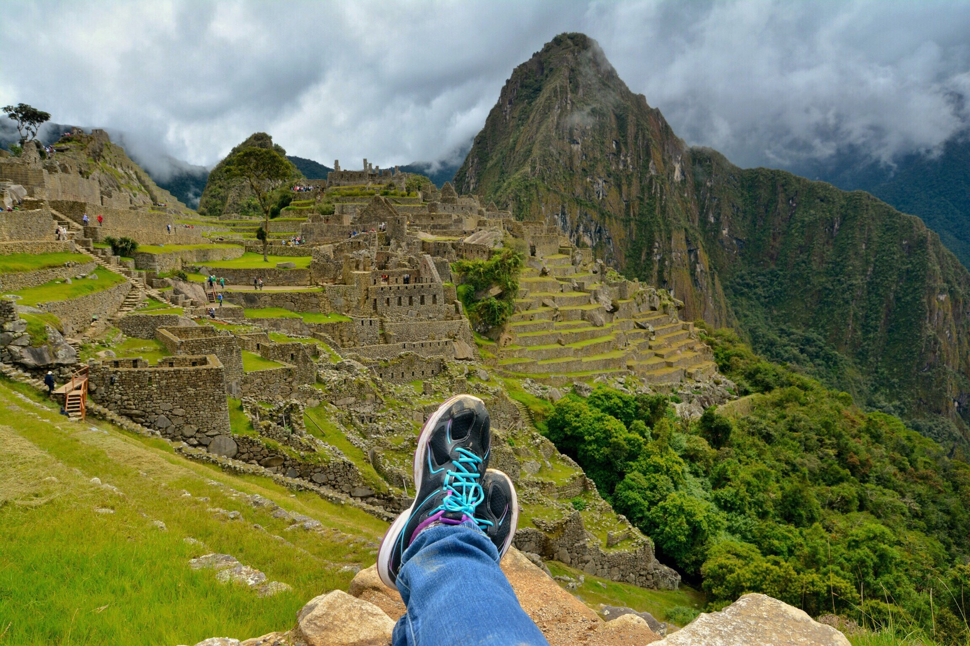 Hiking in Machu Picchu | Machu Picchu, Peru, ancient civilisations, Architecture