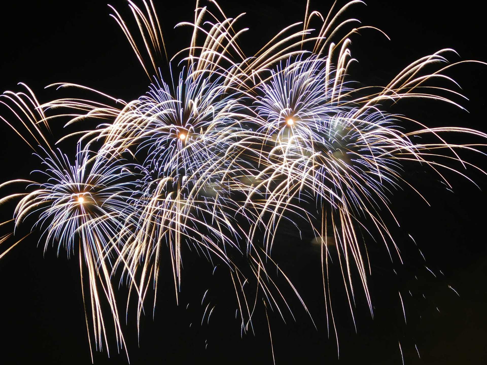 Fireworks | rick.cognyl.fournier, fireworks, no person, color