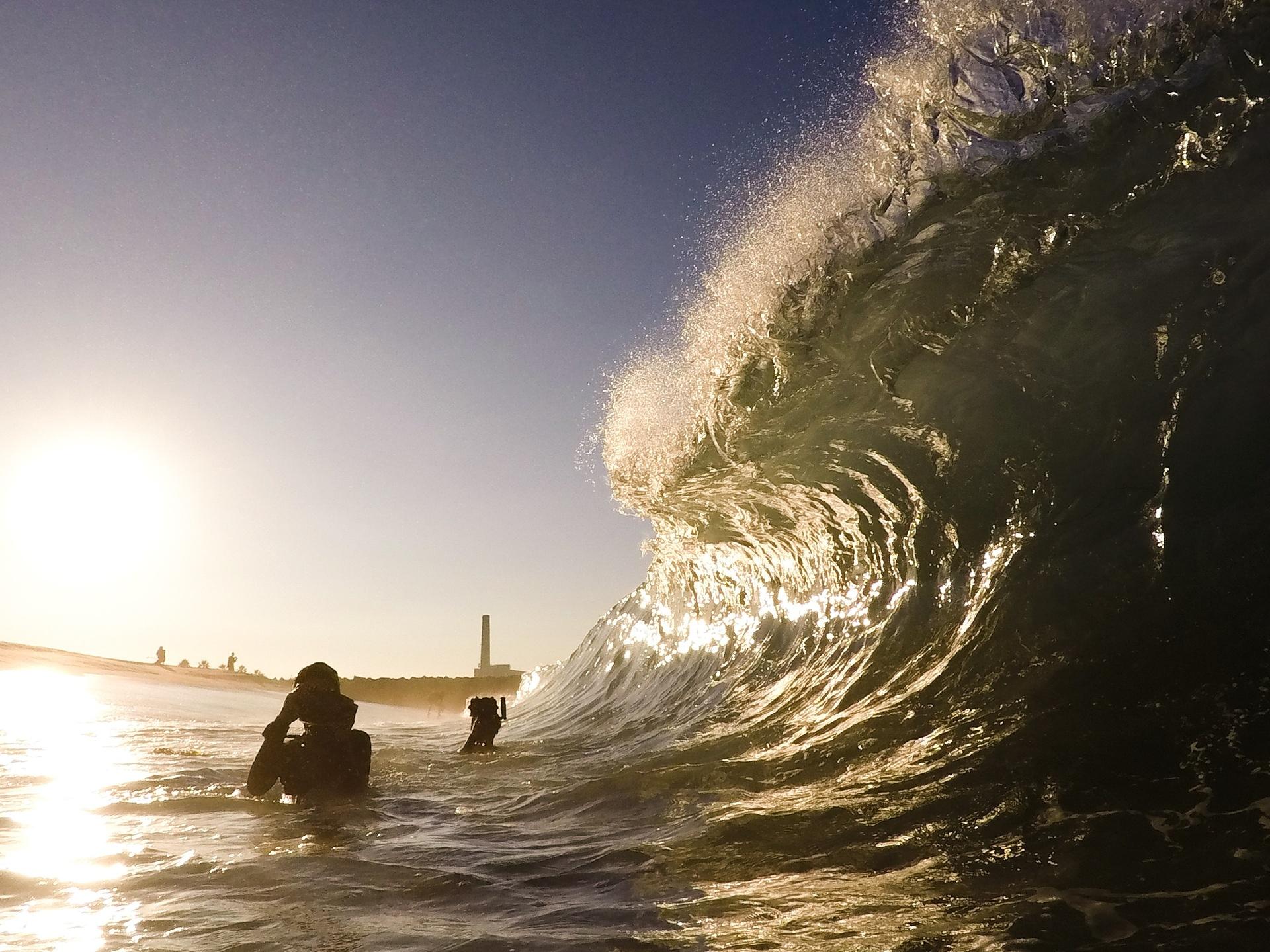Ocean photographer's dream | andrewrio, water, surf, beach