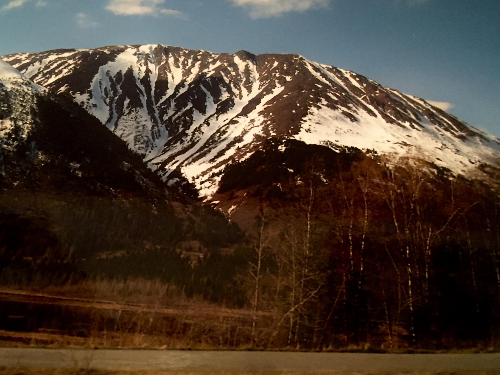 Mountain | vlilly1957, daytime, ice, landscape