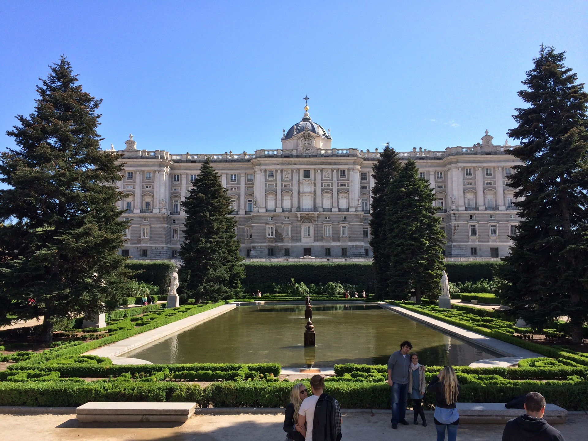 The Royal Palace | Spain, Madrid, hardrocker, architecture