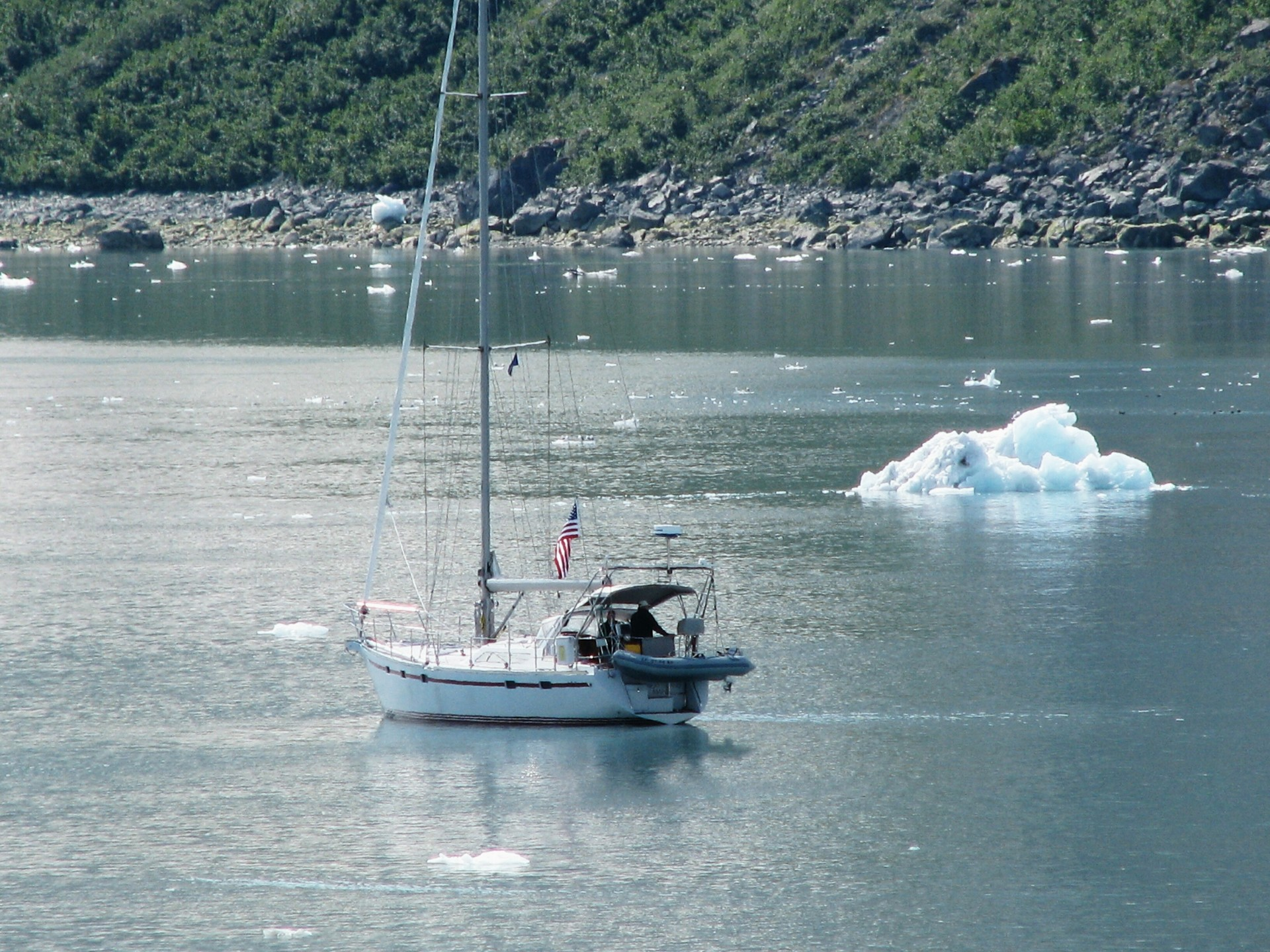 sailing | travel, water, glacier bay, alaska - us state