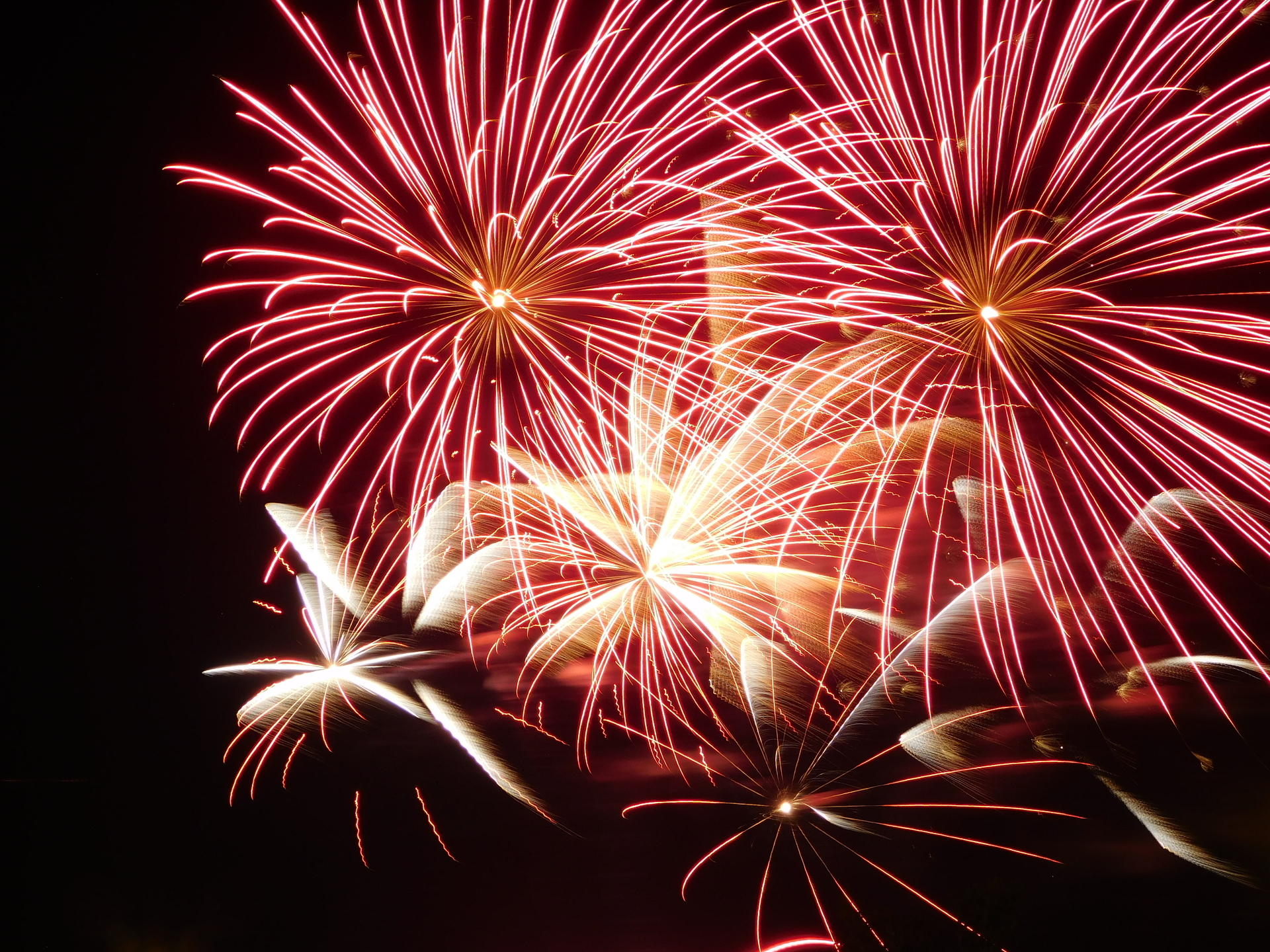 Fireworks   rick.cognyl.fournier, bright, celebration, color