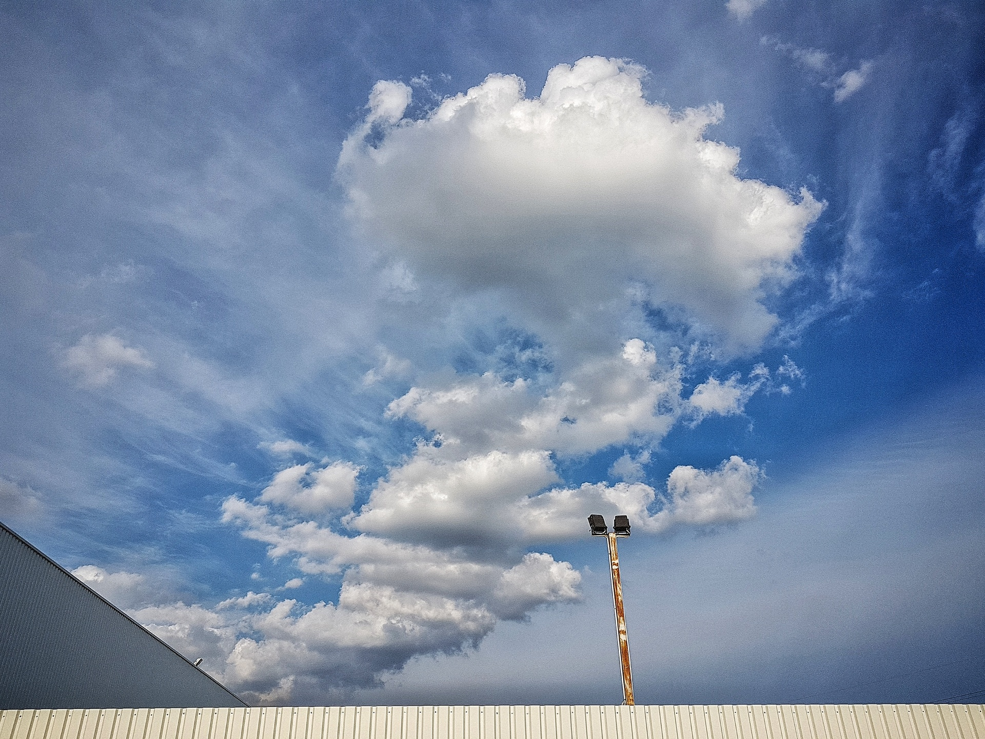 Clouds in the sky. | estraub, cloud, sky, no person