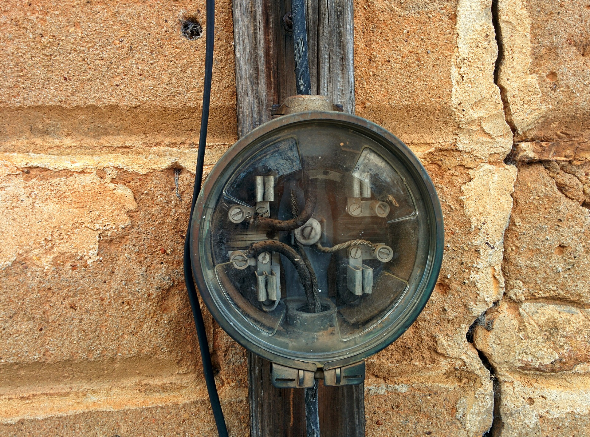 old power meter | jrcastine, antique, architecture, classic