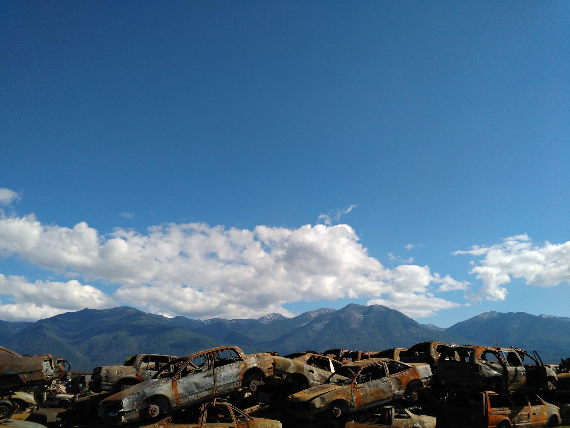 age in the wild | arthurj, blue sky, summer, architecture