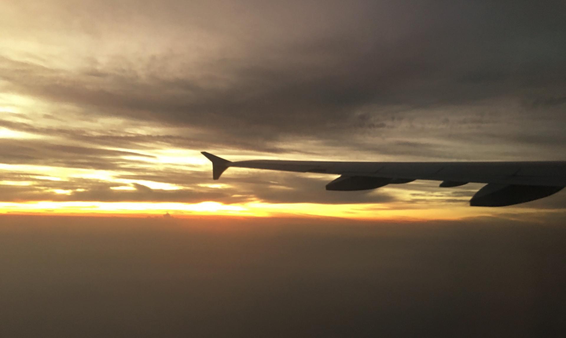 Sunset | tinaga, sunset, sky, cloud