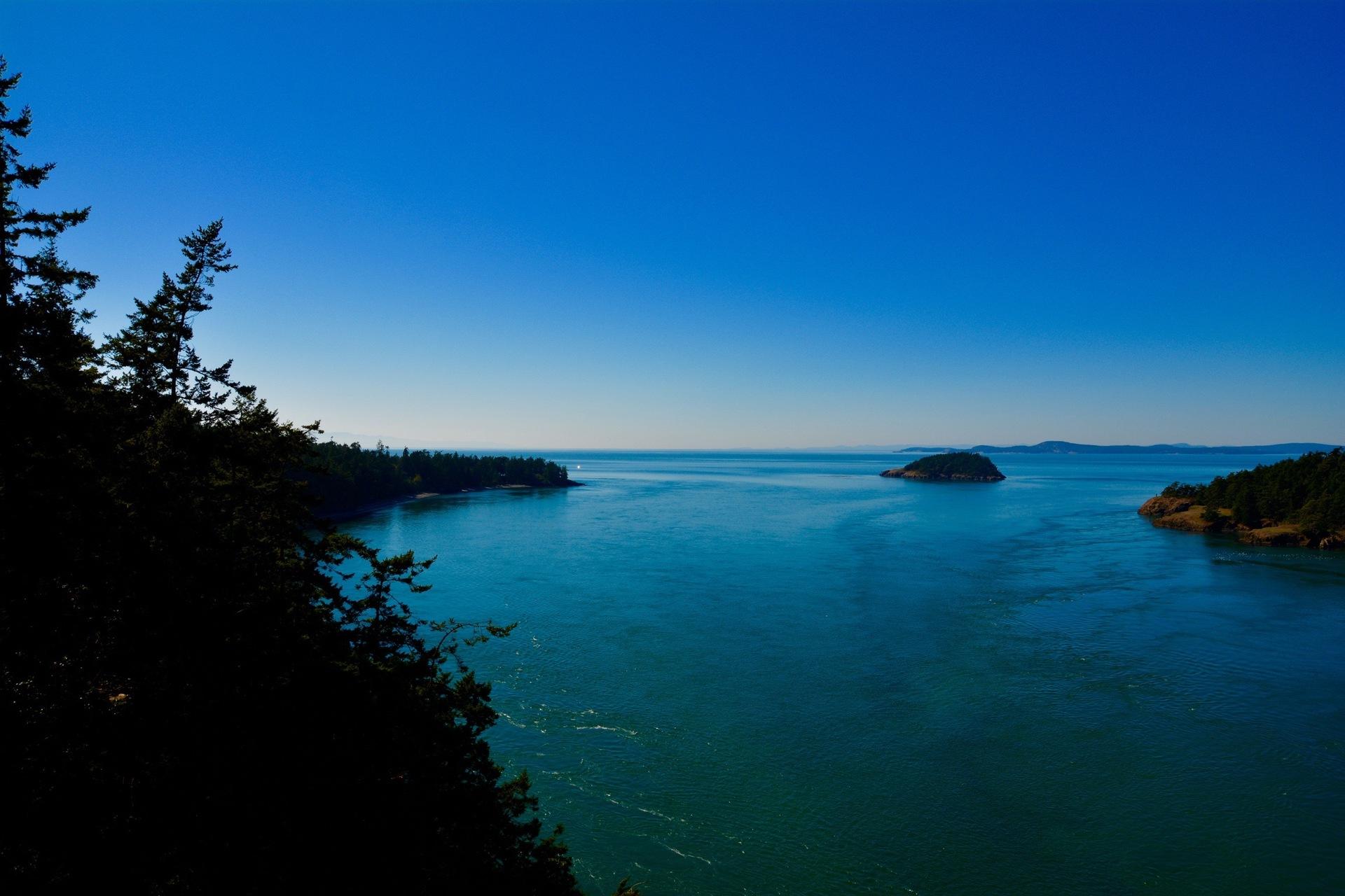 Pacific Northwest Sunset | mbocast, beach, coast, island
