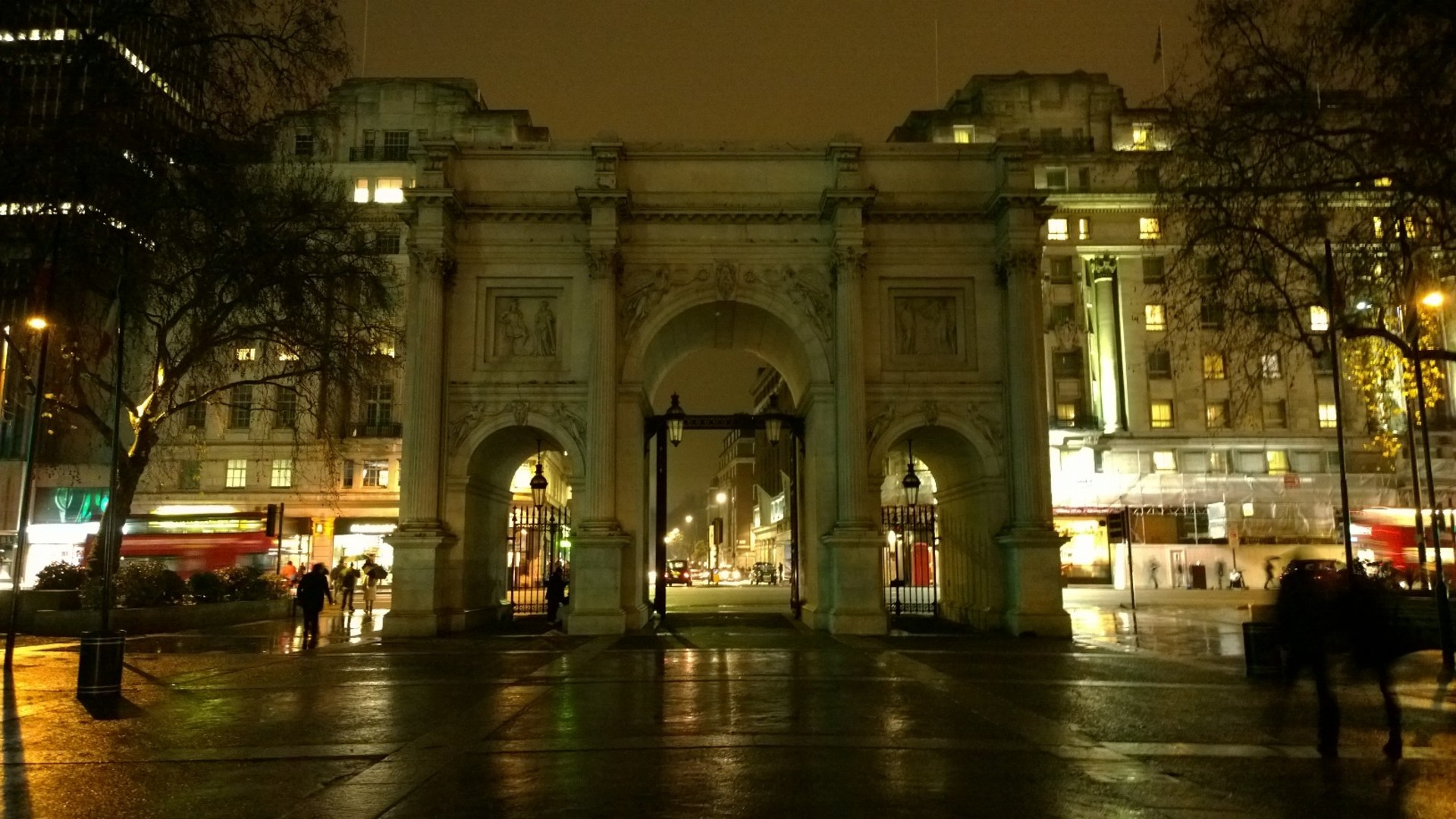 Marble Arch. London. | elise81, arch, architecture, column
