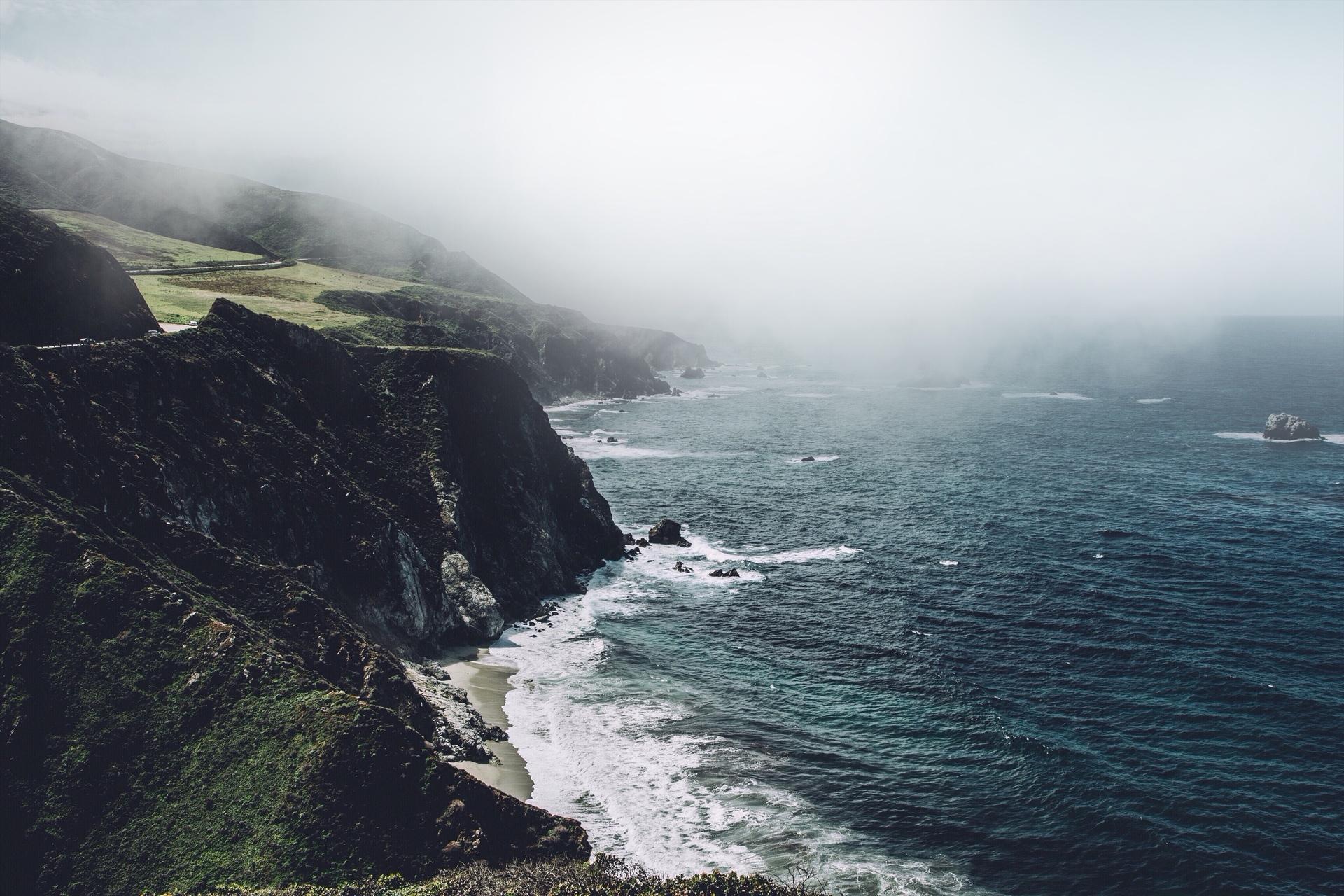 Coast. Pacific   dslr, slr, eos, canon