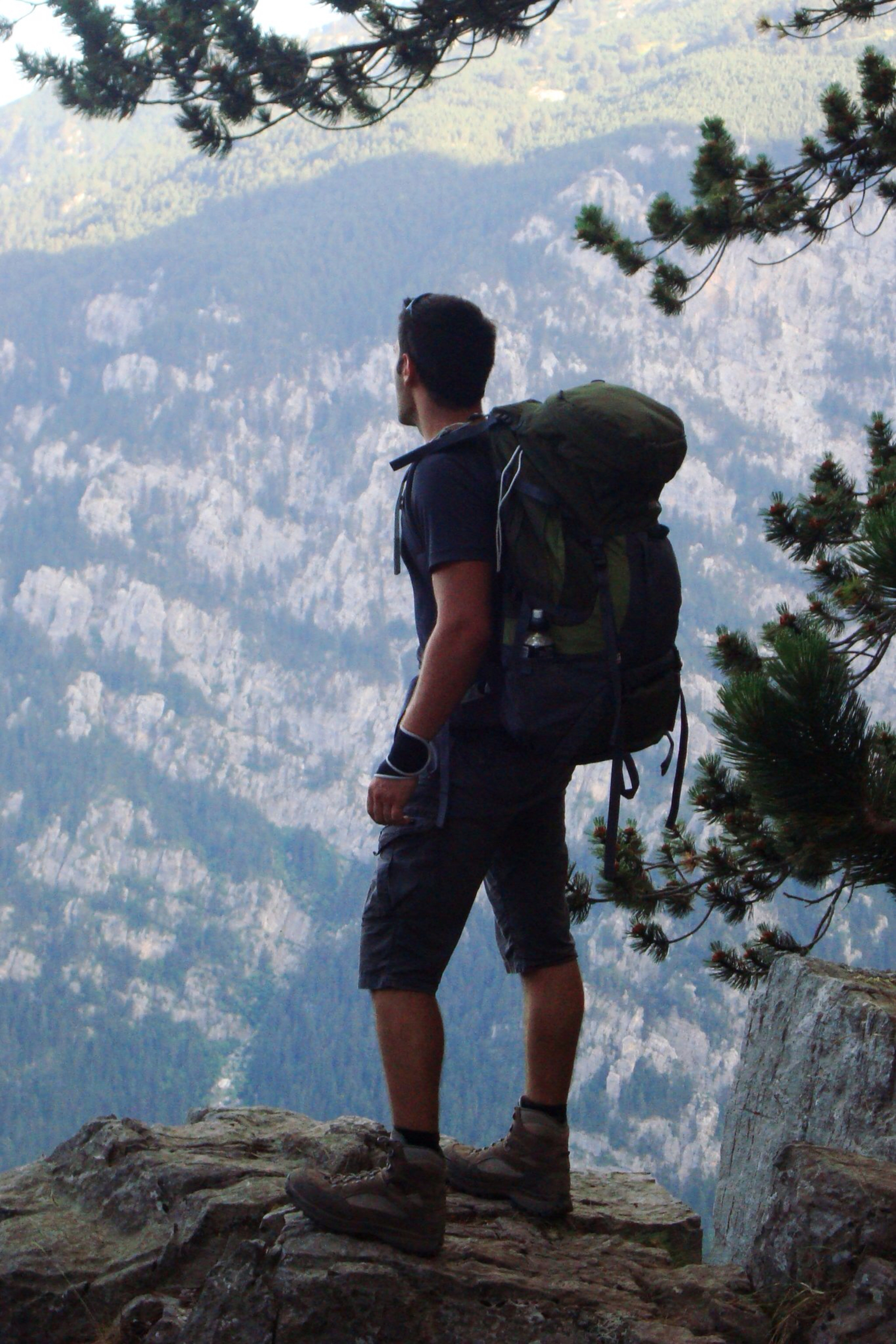 mt.olympus greece travel alone mountain by oden