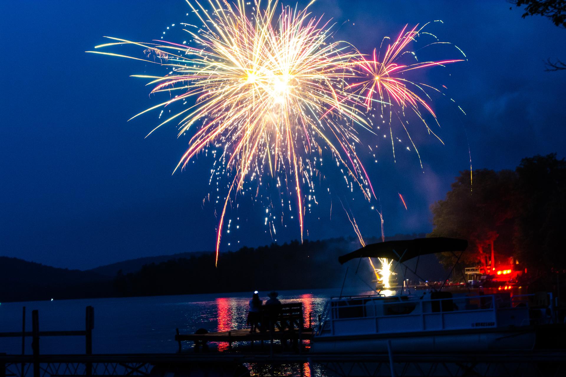 Finger Lakes Fireworks. Finger Lakes Fireworks