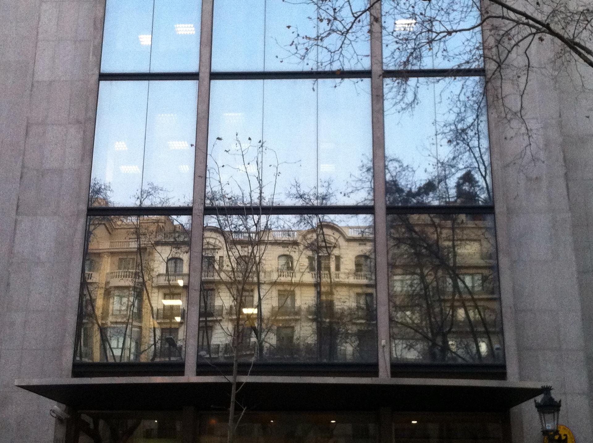 Building reflection | gato.gordi, architecture, building, city