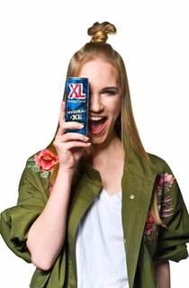 Fun & Joy with XL Energy Drink example photo