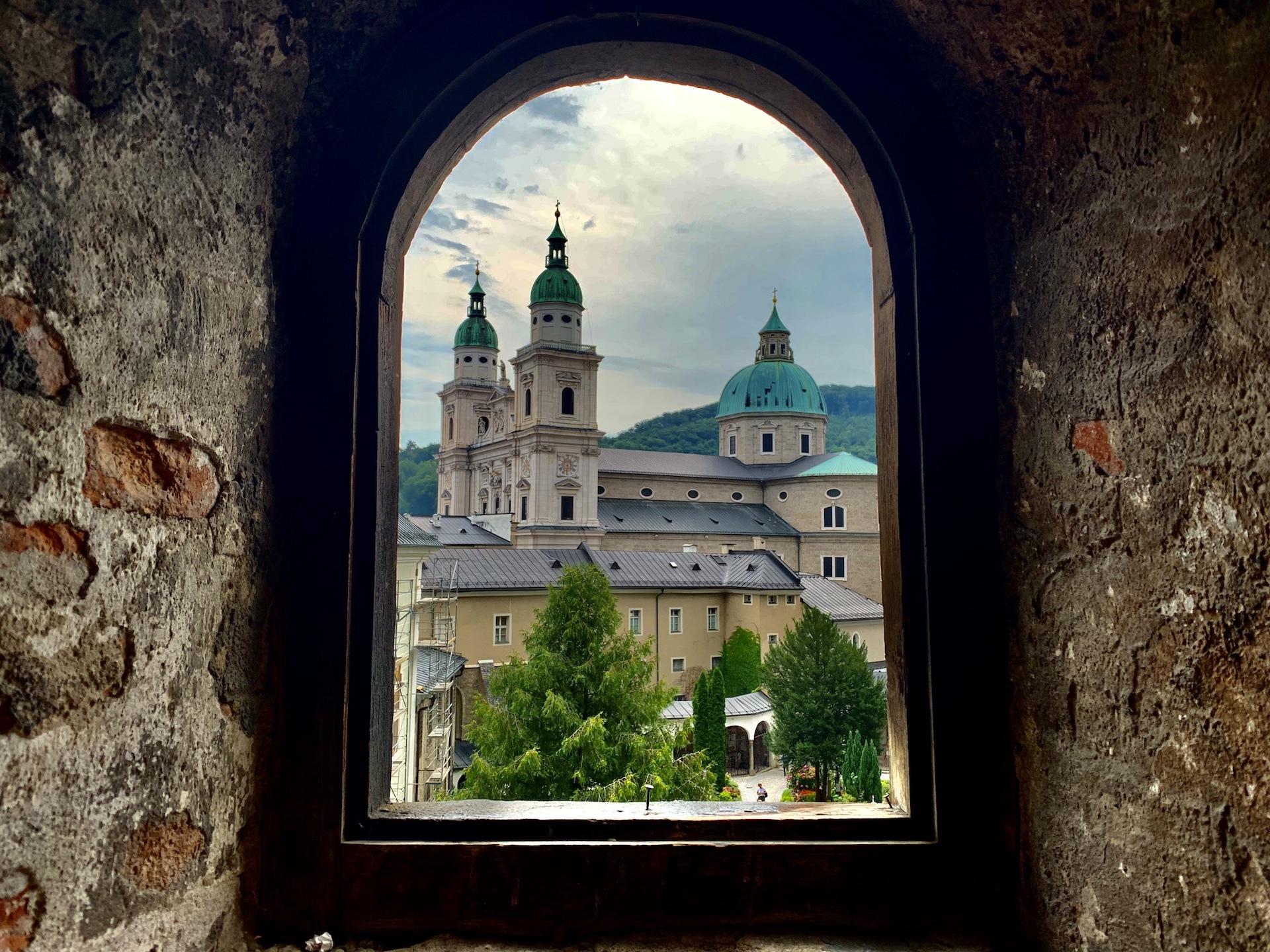 Window View example photo
