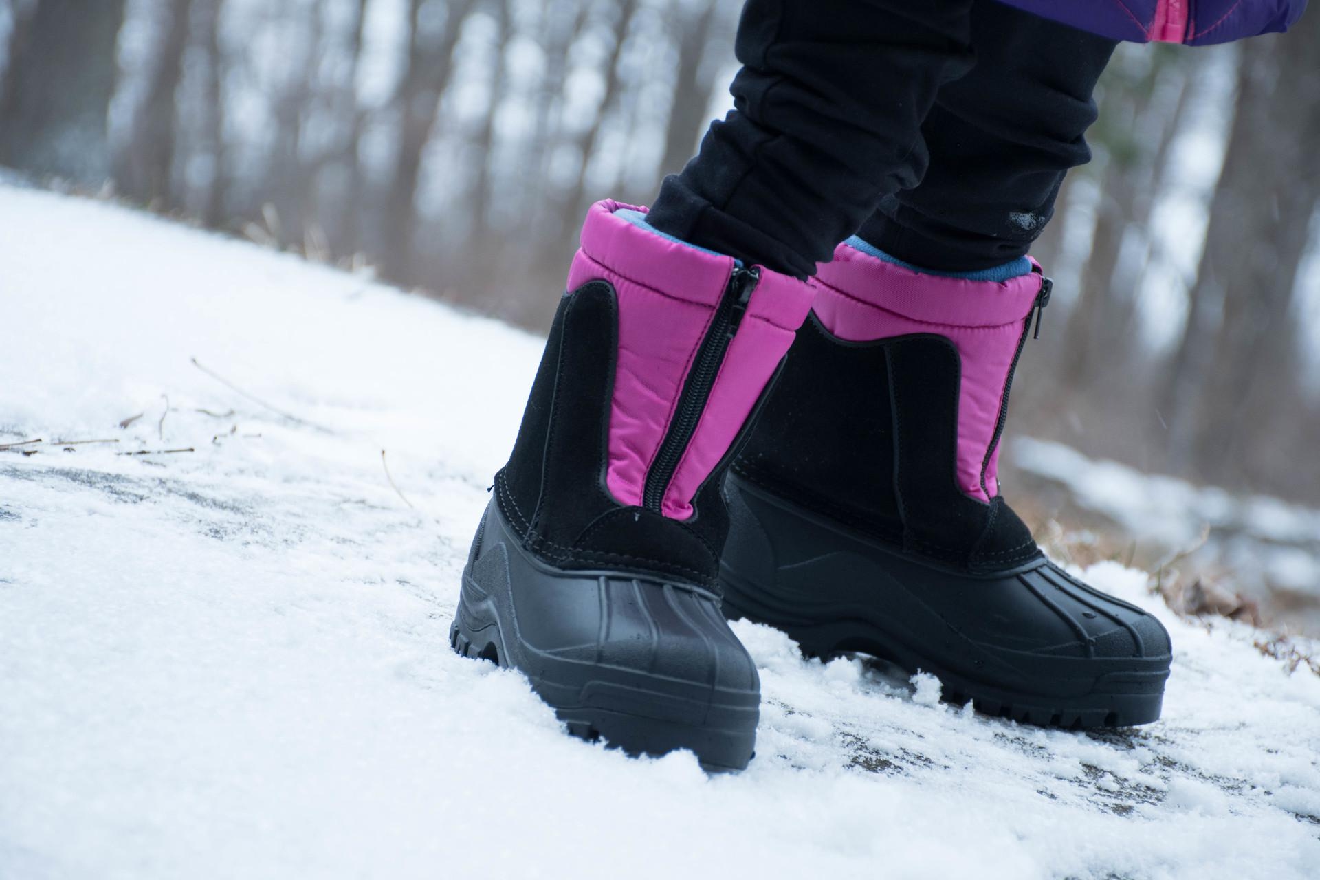 Winter wonderland example photo