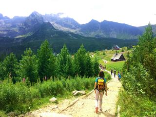 Why I love Polish mountains example photo