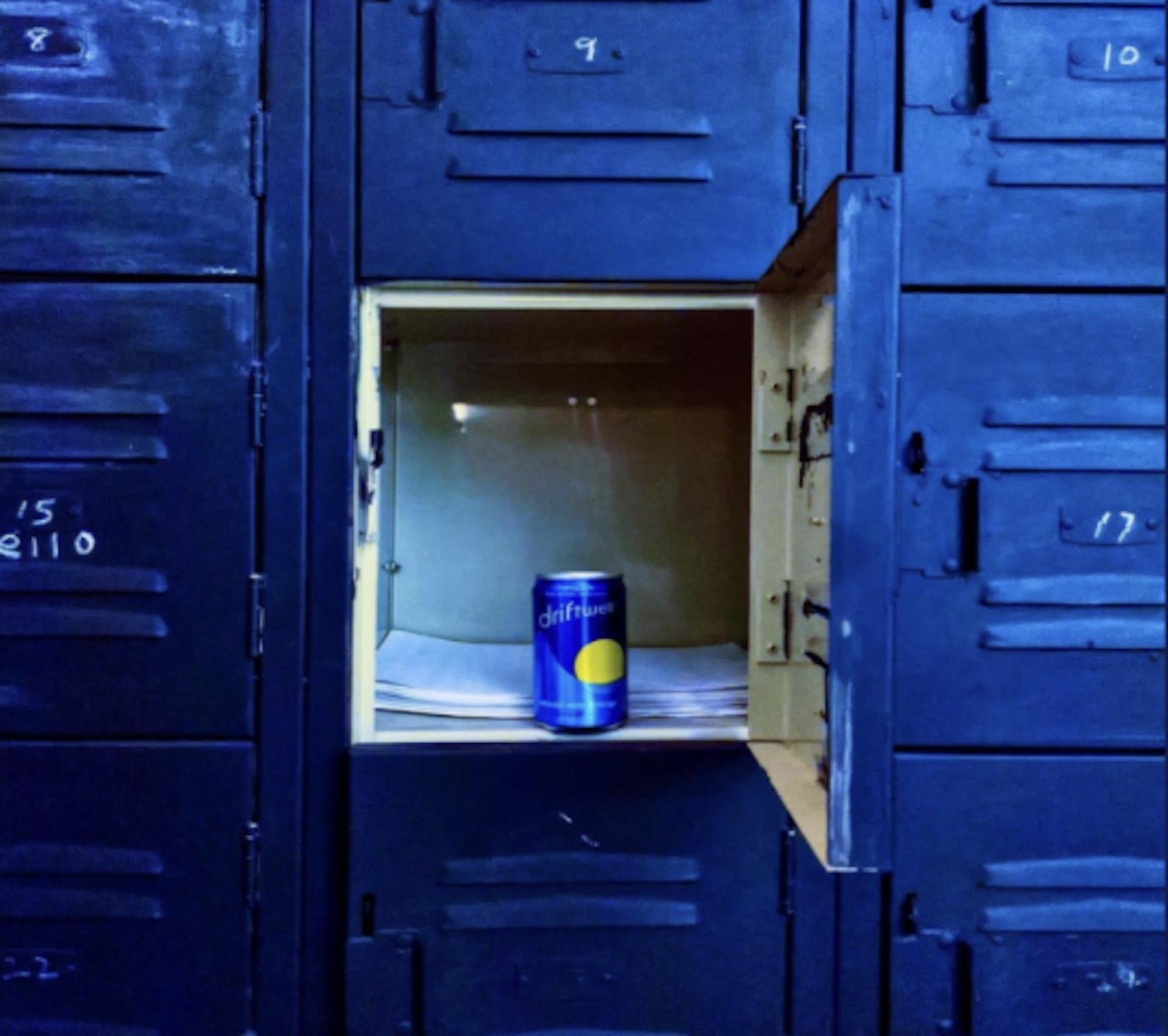 Driftwell Blue example photo